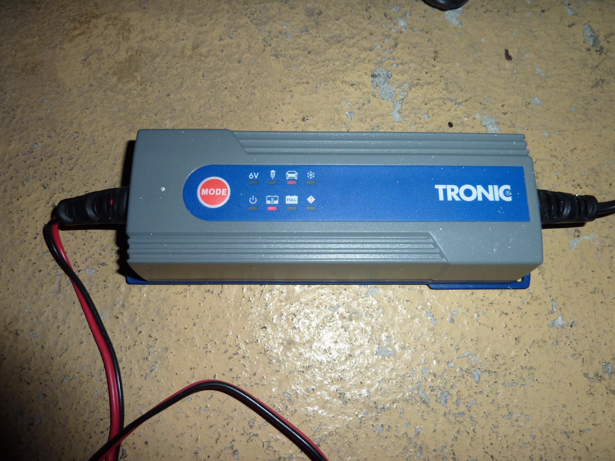 Prise maintien de charge - Maintien de charge batterie ...